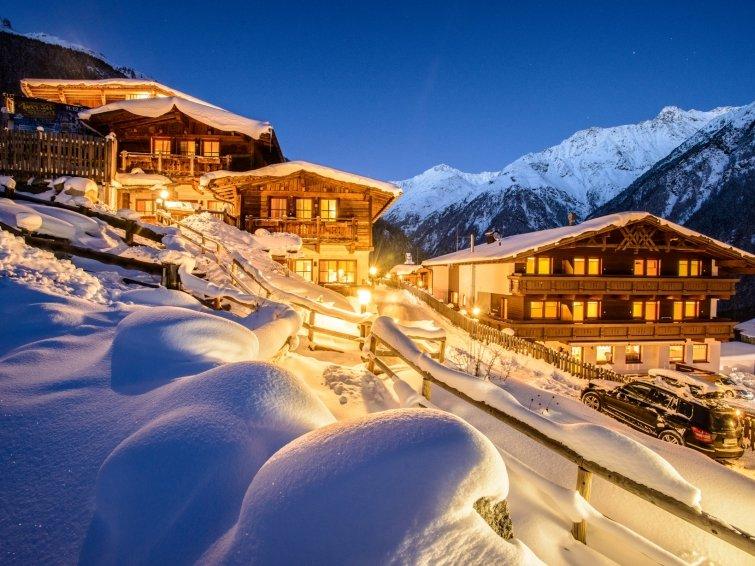 6 bedroom Villa in Solden, Otztal, Austria : ref 2295610 - Image 1 - Solden - rentals