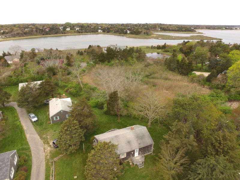 Aerial view of home - 3 Bedroom by Nauset Beach - Orleans - rentals
