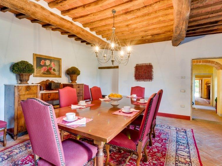 5 bedroom Villa in Vinci, Florence Countryside, Italy : ref 2253668 - Image 1 - Vitolini - rentals