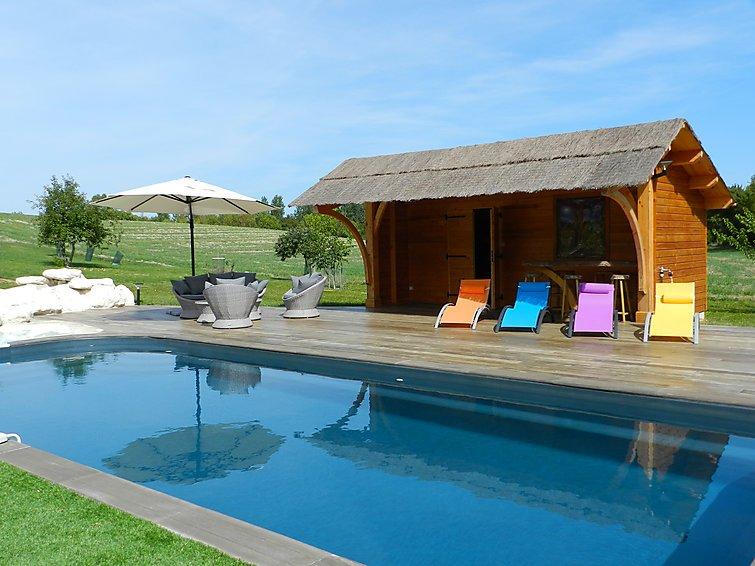 4 bedroom Villa in Villeneuve sur Lot, Dordogne-Lot&Garonne, France : ref - Image 1 - Monflanquin - rentals