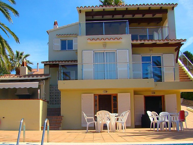 5 bedroom Villa in Son Bou, Menorca, Menorca : ref 2253049 - Image 1 - Son Bou - rentals