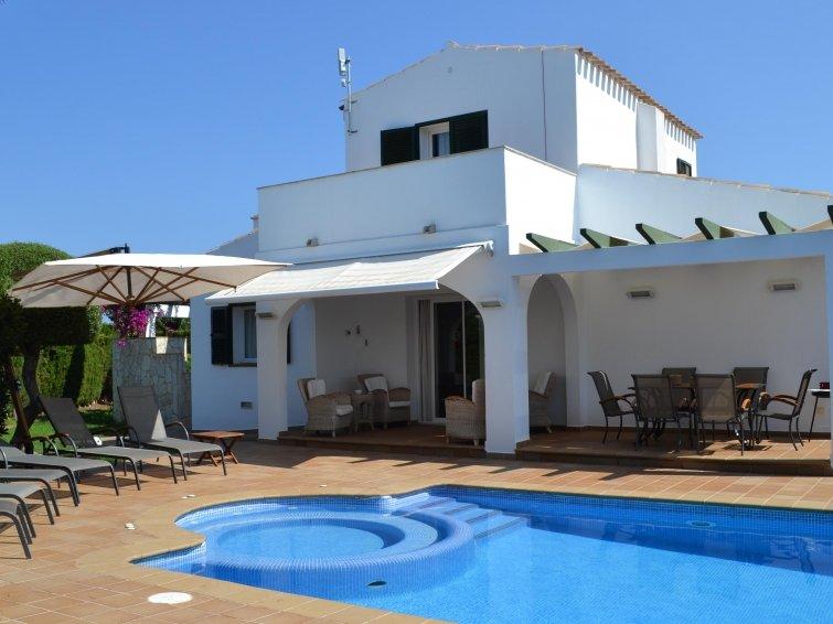 3 bedroom Villa in Son Bou, Menorca, Menorca : ref 2242203 - Image 1 - Son Bou - rentals
