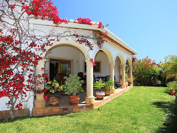 4 bedroom Villa in Javea, Costa Blanca, Spain : ref 2235226 - Image 1 - Xabia - rentals