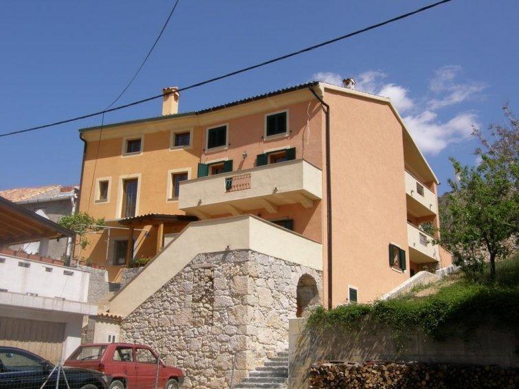 5 bedroom Villa in Krk Baska, Kvarner Islands, Croatia : ref 2216168 - Image 1 - Draga Bascanska - rentals