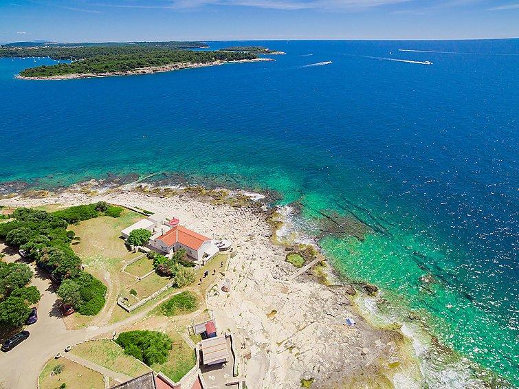 3 bedroom Villa in Pula, Istria, Croatia : ref 2060175 - Image 1 - Pjescana Uvala - rentals