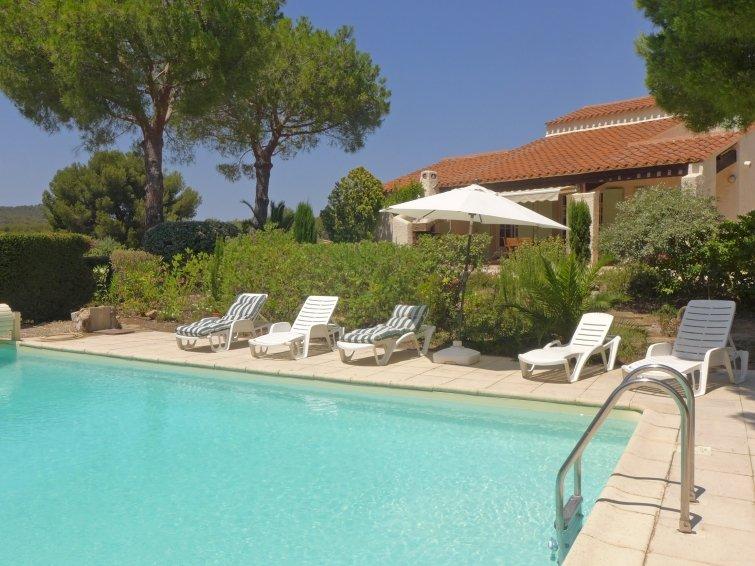 4 bedroom Villa in Saint Cyr La Madrague, Cote d'Azur, France : ref 2012561 - Image 1 - Les Lecques - rentals