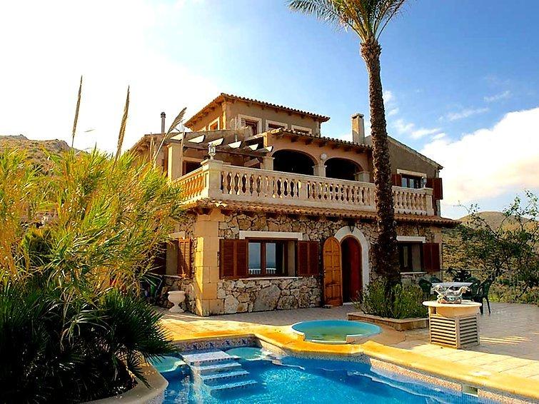 5 bedroom Villa in Cala Torta, Mallorca : ref 2010141 - Image 1 - Cala Mesquida - rentals