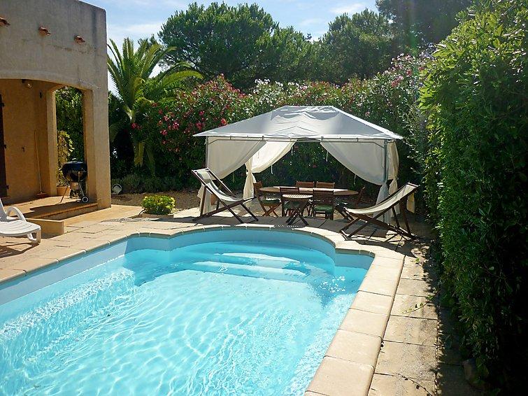 4 bedroom Villa in Cap D Agde, Herault Aude, France : ref 2009002 - Image 1 - Cap-d'Agde - rentals