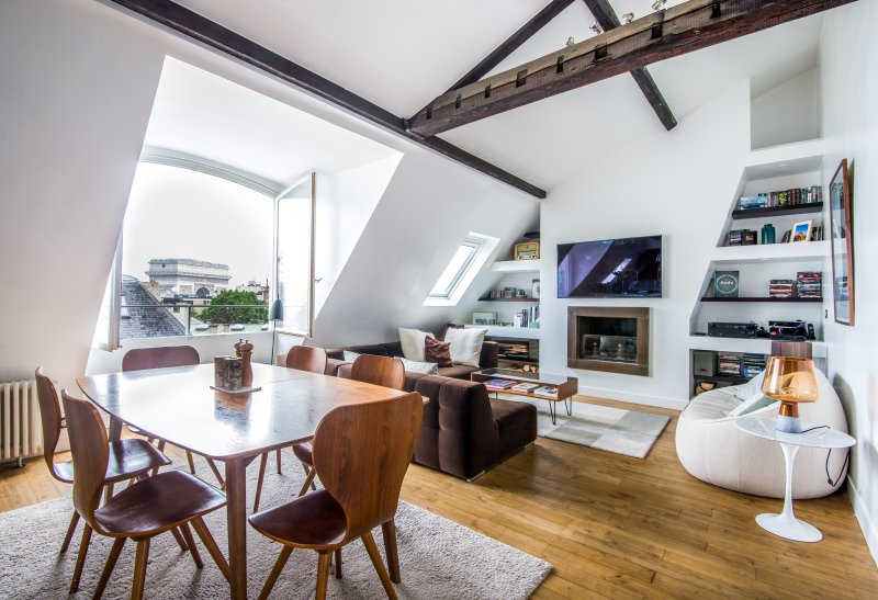 onefinestay - Rue Auguste Vacquerie private home - Image 1 - Paris - rentals