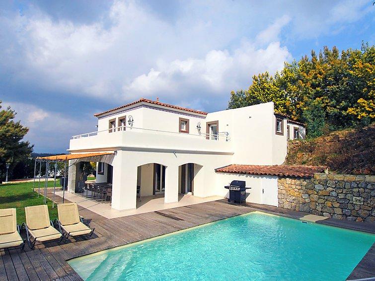 4 bedroom Villa in Cannes, Cote D Azur, France : ref 2008327 - Image 1 - Cannes - rentals