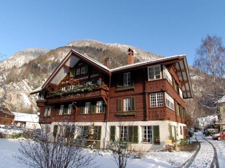 4 bedroom Apartment in Interlaken, Bernese Oberland, Switzerland : ref 2300587 - Image 1 - Interlaken - rentals