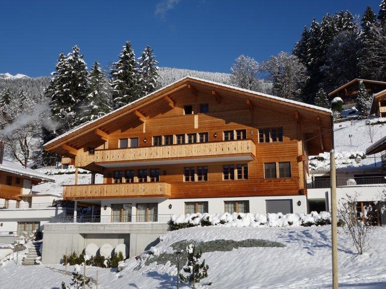 3 bedroom Apartment in Grindelwald, Bernese Oberland, Switzerland : ref 2300412 - Image 1 - Grindelwald - rentals