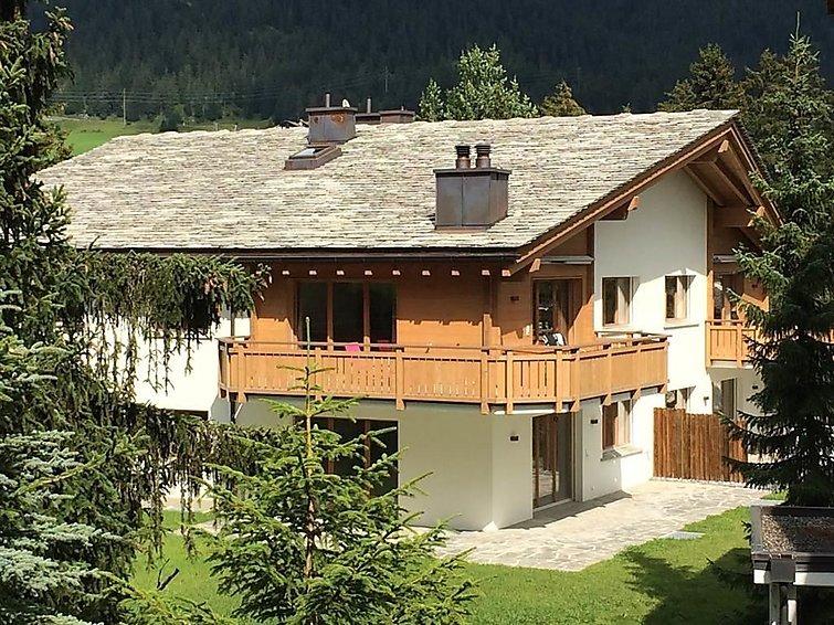 4 bedroom Apartment in Lenzerheide, Mittelbunden, Switzerland : ref 2285467 - Image 1 - Lenzerheide - rentals