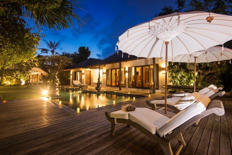 Ku Besar, Luxury 4 Bedroom Villa+Gym, XL Pool, Seminyak - Image 1 - Seminyak - rentals
