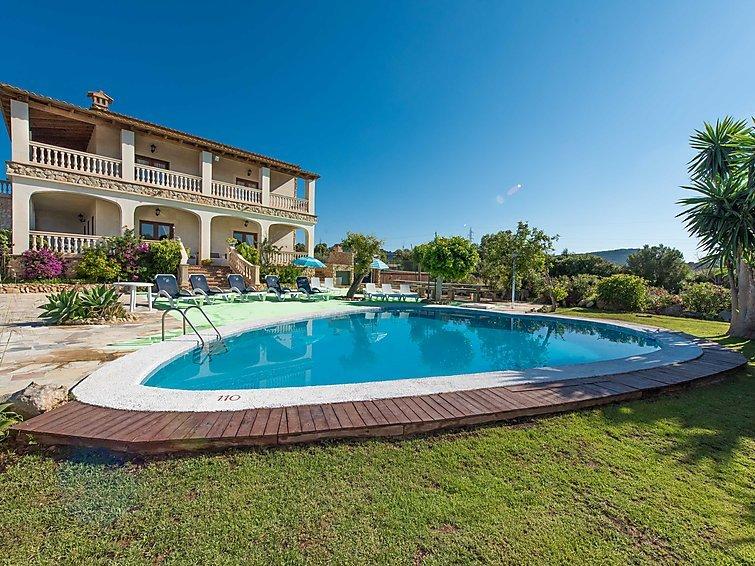 5 bedroom Villa in Son Carrio, Mallorca, Mallorca : ref 2284917 - Image 1 - Sa Coma - rentals