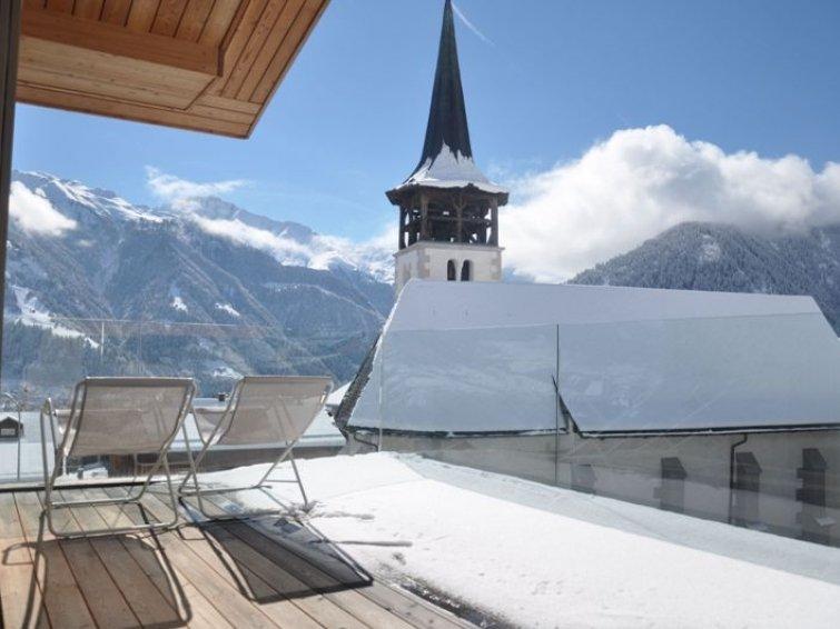 3 bedroom Apartment in Vignogn, Surselva, Switzerland : ref 2284809 - Image 1 - Surcasti - rentals