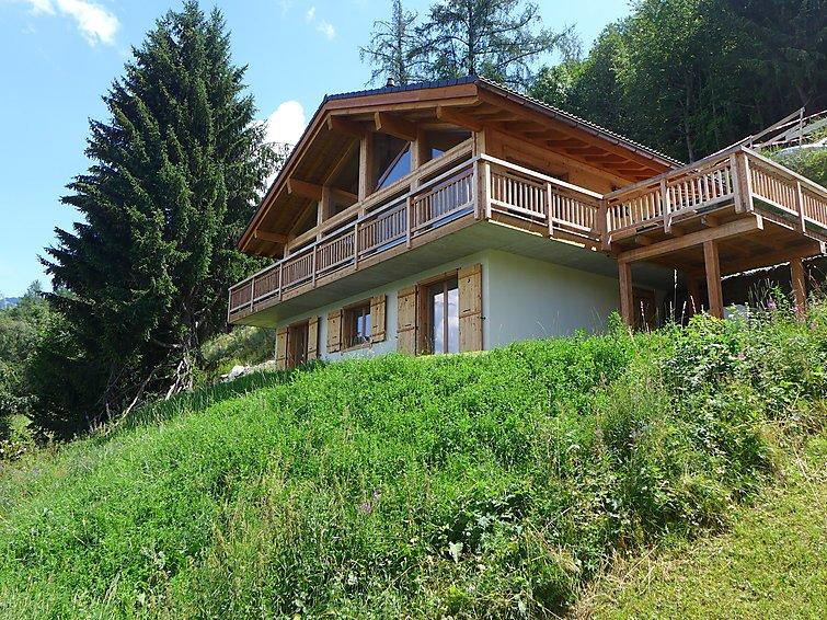 3 bedroom Villa in Nendaz, Valais, Switzerland : ref 2284586 - Image 1 - Nendaz - rentals