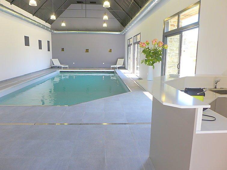 5 bedroom Villa in Pontorson, Normandy, France : ref 2284533 - Image 1 - Courtils - rentals