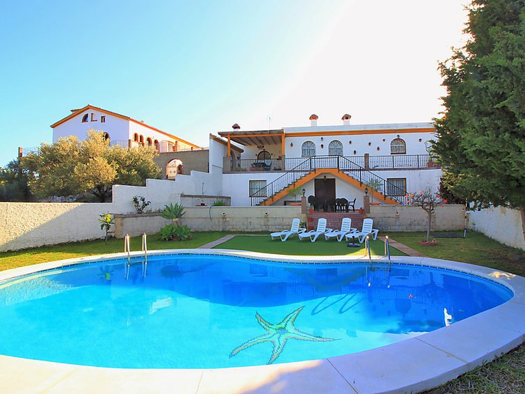 4 bedroom Villa in Rincon de la Victoria, Costa del Sol, Spain : ref 2284273 - Image 1 - Rincon de la Victoria - rentals