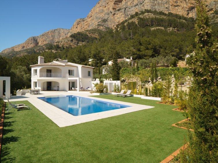 4 bedroom Villa in Javea, Costa Blanca, Spain : ref 2283687 - Image 1 - Jesus Pobre - rentals