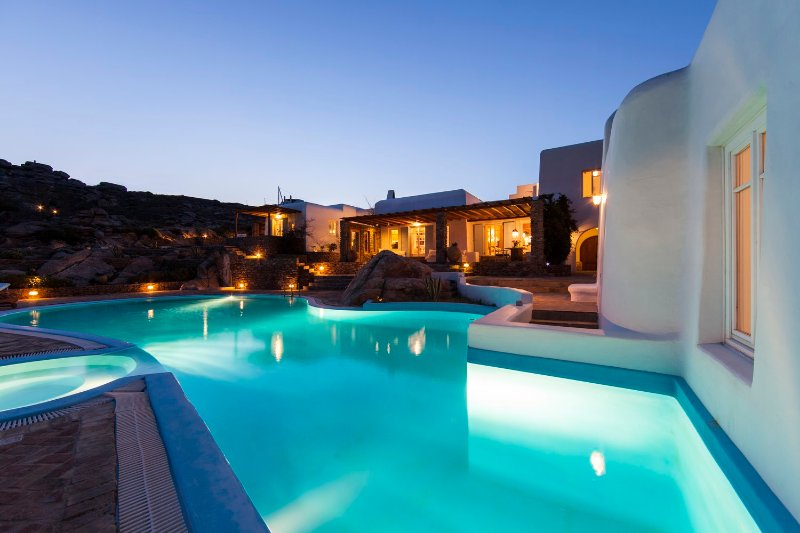 Blue Villas | Selena | Sports - Image 1 - Mykonos Town - rentals
