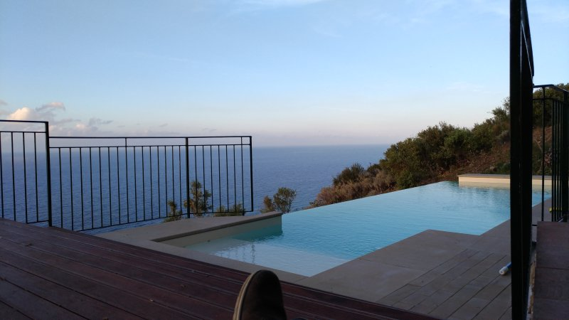 For two lovers .... infinity pool for exclusive use - only x 2 Lovers ...of nature .... - Castel di Tusa - rentals