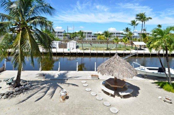 View of Dock - VILLA RIOLO - Islamorada - rentals
