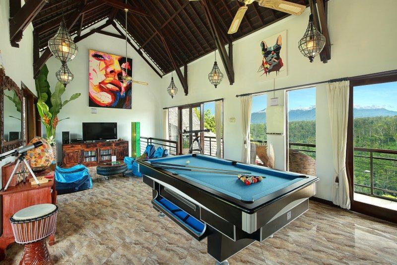 Mind-Blowing Jungle Villa / Stunning Service & Views - Image 1 - Ubud - rentals