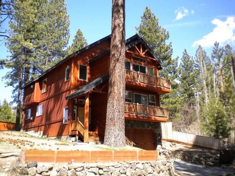 1637 Black Bart Luxury Home - Image 1 - South Lake Tahoe - rentals