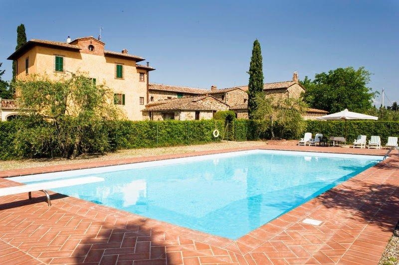 Fattoria nel Chianti - Image 1 - Castelnuovo Berardenga - rentals
