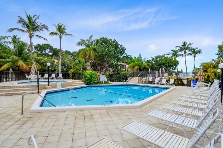Pool - MOON BAY A410 - Key Largo - rentals