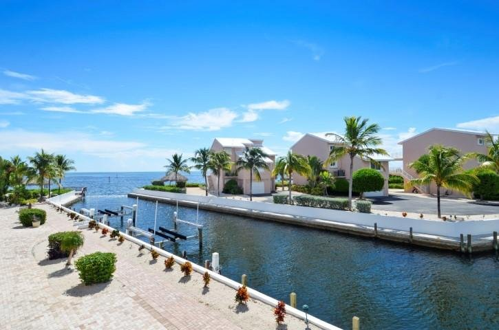 Views from Balcony - KEY LARGO YACHT CLUB 8 - Key Largo - rentals