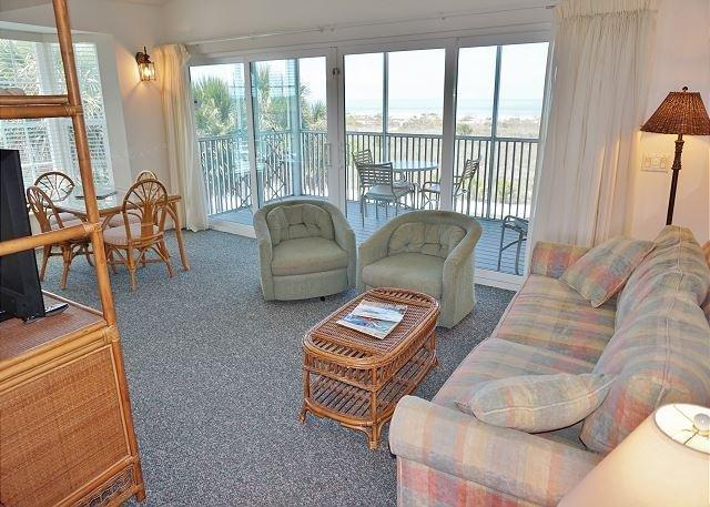 Direct Beach View Deluxe One Bedroom Villa - Image 1 - Cape Haze - rentals
