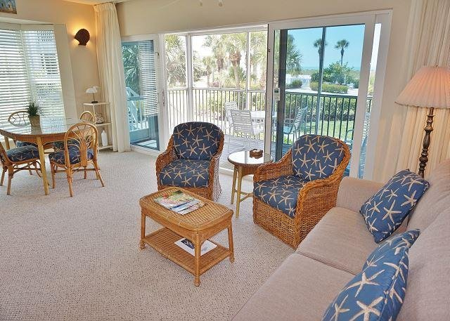 Island Style Superior Gulf View One Bedroom Villa - Image 1 - Cape Haze - rentals