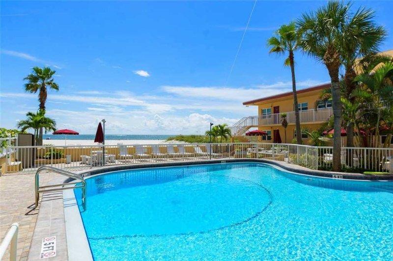 #113 Surf Song Resort - Image 1 - Madeira Beach - rentals