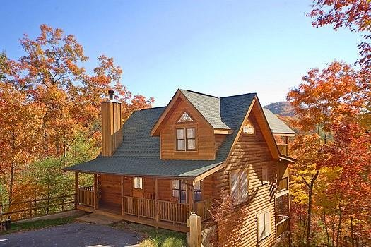 Shooting Stars - Image 1 - Sevierville - rentals