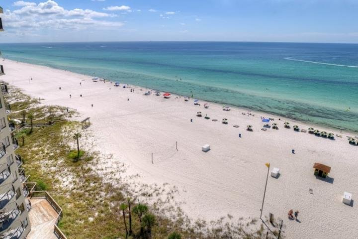 Beautiful Views from this 11 story unit! - 1103W Sunbird - Panama City Beach - rentals