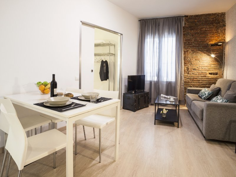 In the hearth of Barcelona two bedroom apartment - Image 1 - Barcelona - rentals