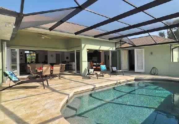 Deck and pool - Rotonda West 230 - Rotonda West - rentals