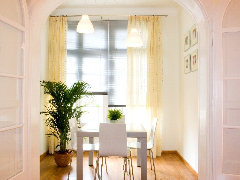 Typical Eixample two bedroom apartment - Image 1 - Barcelona - rentals