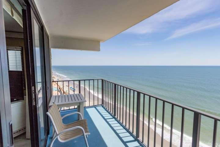 This is the view you and your family will enjoy, this isn't a model unit. - Horizon East 701 - Garden City - rentals