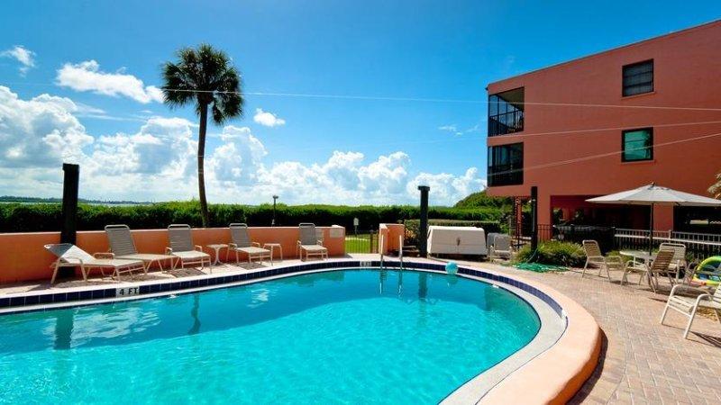 Welcome to Coquina Moorings 203! - Coquina Moorings 203: 3BR Condo with Perfect Views - Bradenton Beach - rentals