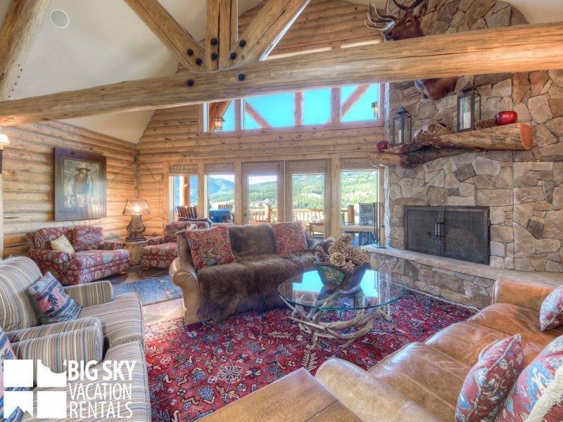 Big Sky Private Home | Washaki Lodge - Image 1 - Big Sky - rentals