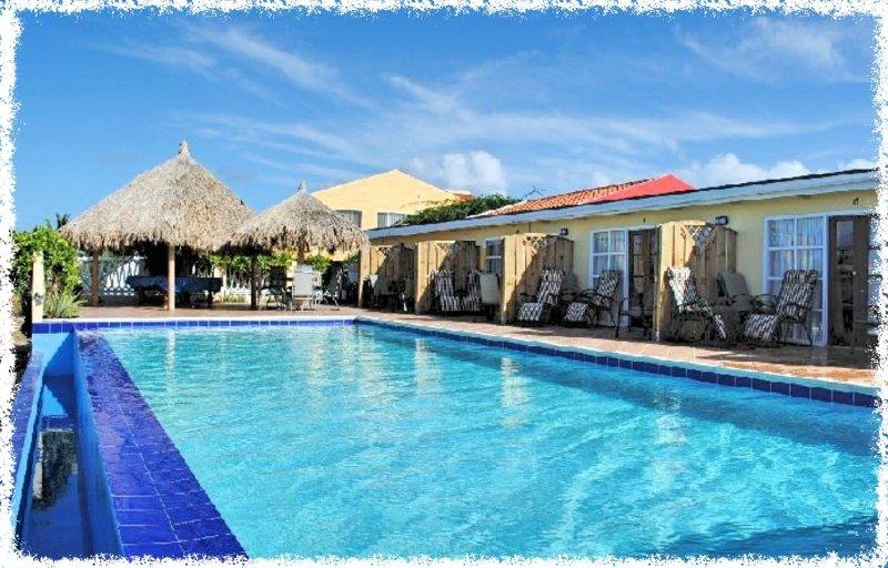 Aruba Cunucu Residence ~ Studio Apartment on the One Happy Island - Image 1 - Palm/Eagle Beach - rentals