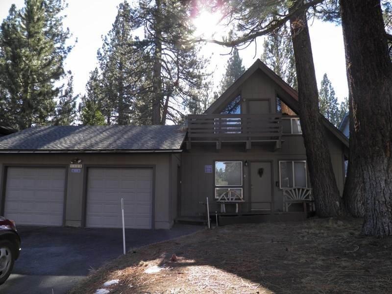 1028 Silverwood Cabin - Image 1 - South Lake Tahoe - rentals