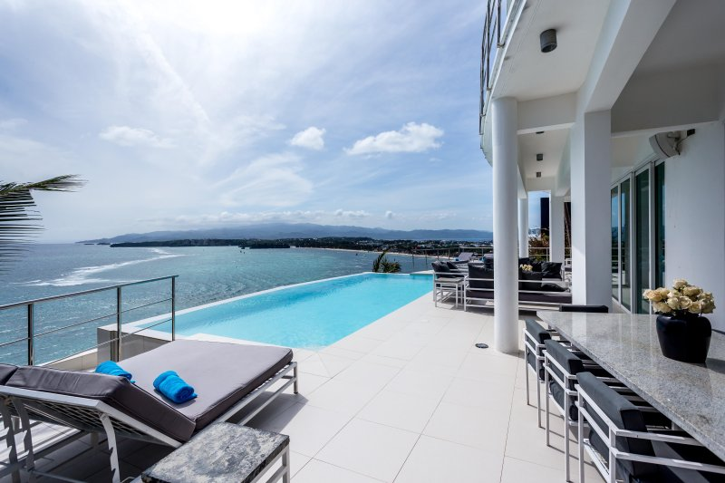 The most exclusive villa for rent, an amazing view - Image 1 - Boracay - rentals