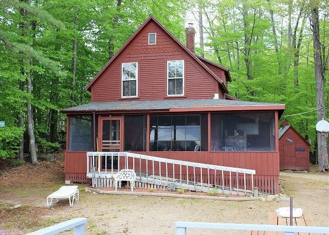 Beautiful Home w/guest house Waukewan (MAN84W) - Image 1 - Meredith - rentals