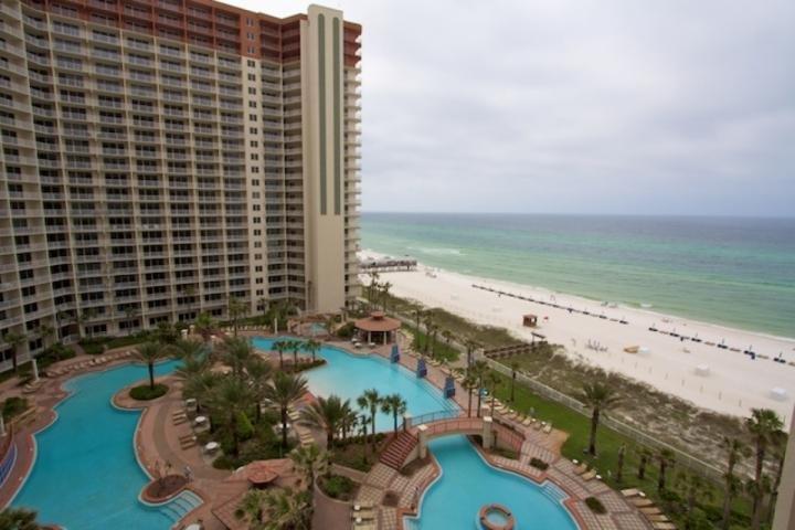 Most Beautiful Pool in Panama City Beach! - 908 Shores of Panama - Panama City - rentals