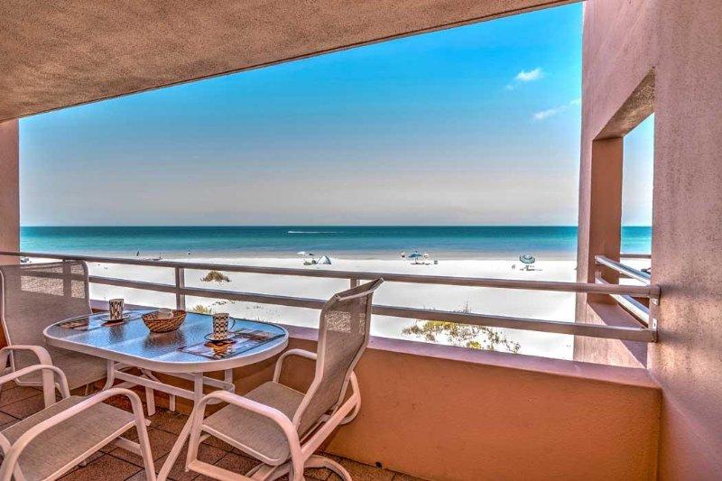 View - Coquina Beach Club 102 - Bradenton Beach - rentals