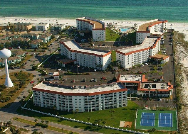 El Matador - at the end of the Island! - Gulf Front One Bedroom - Sleeps Four and Right on the Beach - Fort Walton Beach - rentals